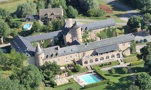 Affichage info chateau : département, canton, commune, nom